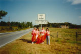 Adopt-a-Highway, Alpha Tau Chapter (1980s)